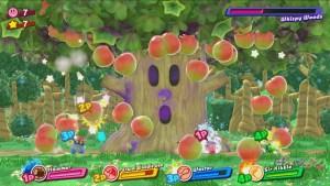 Screenshot Whispy Woods Boss