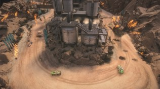 Mantis Burn Racing Screenshot 4