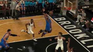 NBA 2K18 Nintendo Switch Screenshot