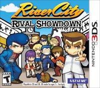 River City Rival Showdown Nintendo 3DS