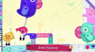 Snipperclips Plus Screenshot