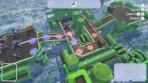ACORN Tactics Nintendo Switch Screenshot