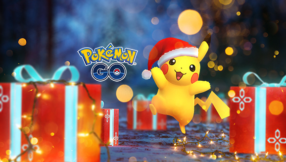 POKEMON GO New Updates Holiday 2017