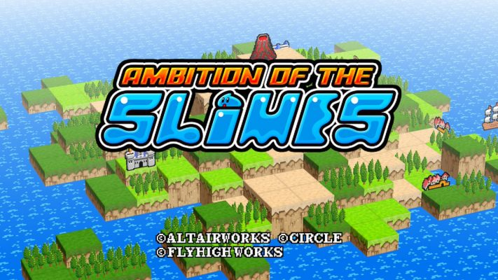 Ambition of the Slimes Nintendo Switch