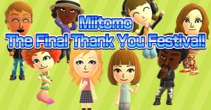 Miitomo End Service Announcement