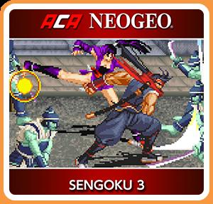 ACA NEOGEO SENGOKU 3, Nintendo Switch