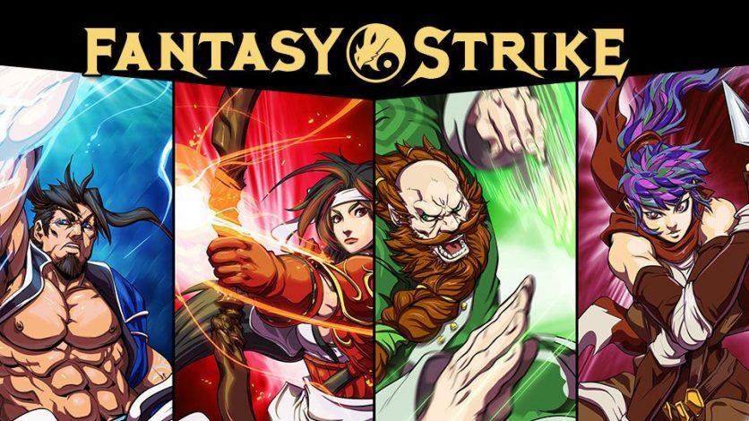 Fantasy Strike Nintendo Switch