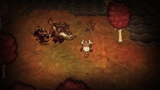 Don't Starve Nintendo Switch Edition, Screenshot,