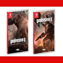 Wolfenstein II: The New Colossus New Box Art