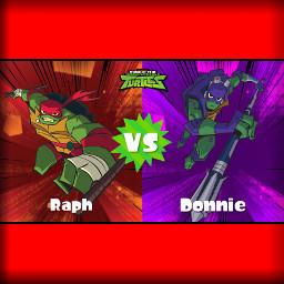 3rd Ninja Turtle Splatoon 2 Splatfest