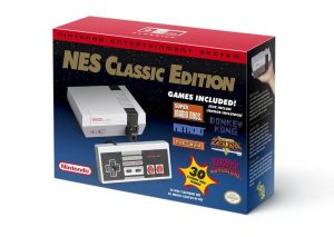NES Classic Edition coming back to stores