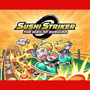 Sushi Striker The Way of Sushido Nintendo Switch Demo