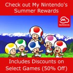 My Nintendo Summer Rewards 2018