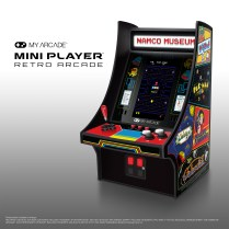 Namco Museum Mini Player, by My Arcade, June 2018