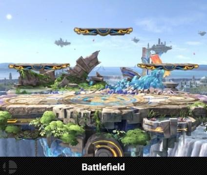 Battlefield Stage