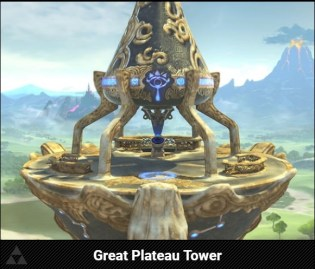 Great Plateau Tower Stage
