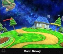 Mario Galaxy Stage