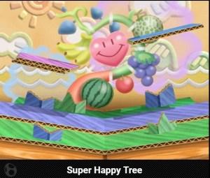 Super Happy Tree Stage