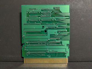 Inside a Nintendo World Championships NES Cartridge - Back