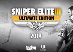 Sniper Elite 3 Ultimate Edition Nintendo Switch