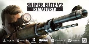 Sniper Elite V2 Remastered Announced