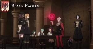 Fire Emblem Three Houses The Black Eagles Video