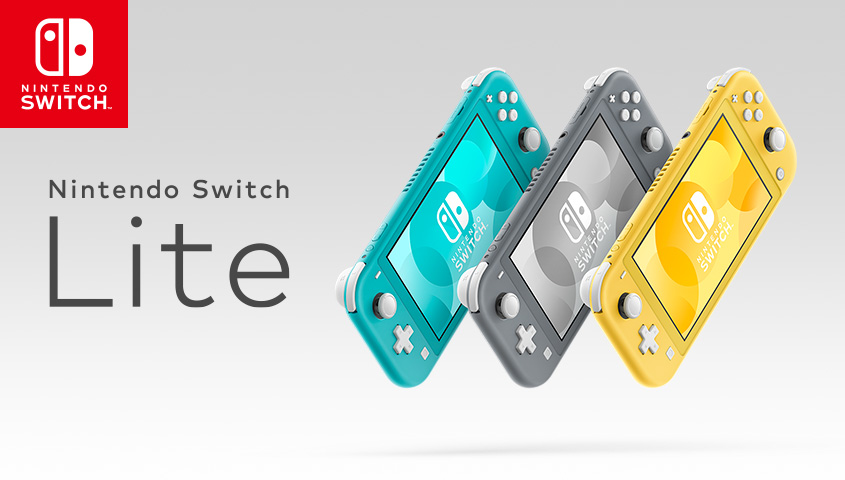 Nintendo Switch Lite Announced