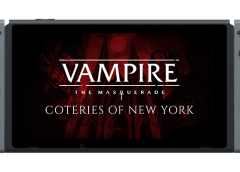 Vampire the Masquerade on Switch