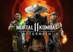 Mortal Kombat 11 Aftermath DLC