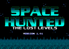 Space Hunted The Lost Levels Wii U Title Screen