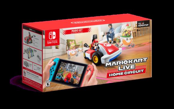 Mario Set - Mario Kart Live