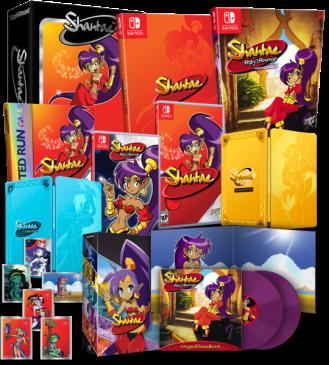 Shantae Games - September 11th Mega Bundle