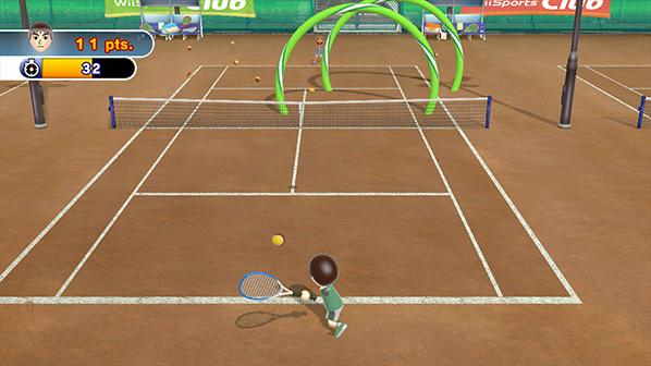 Tennis - Wii Sports Club