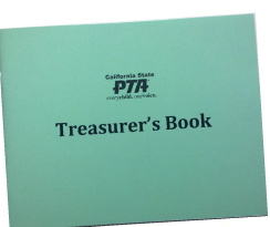 Treasurer's Book
