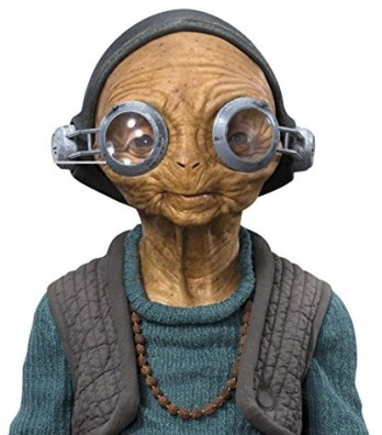 Maz Kanata (Star Wars: The Force Awakens)