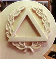 The Delphian symbol.