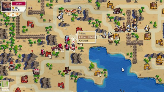 Wargroove Archives | Ninty Gamer