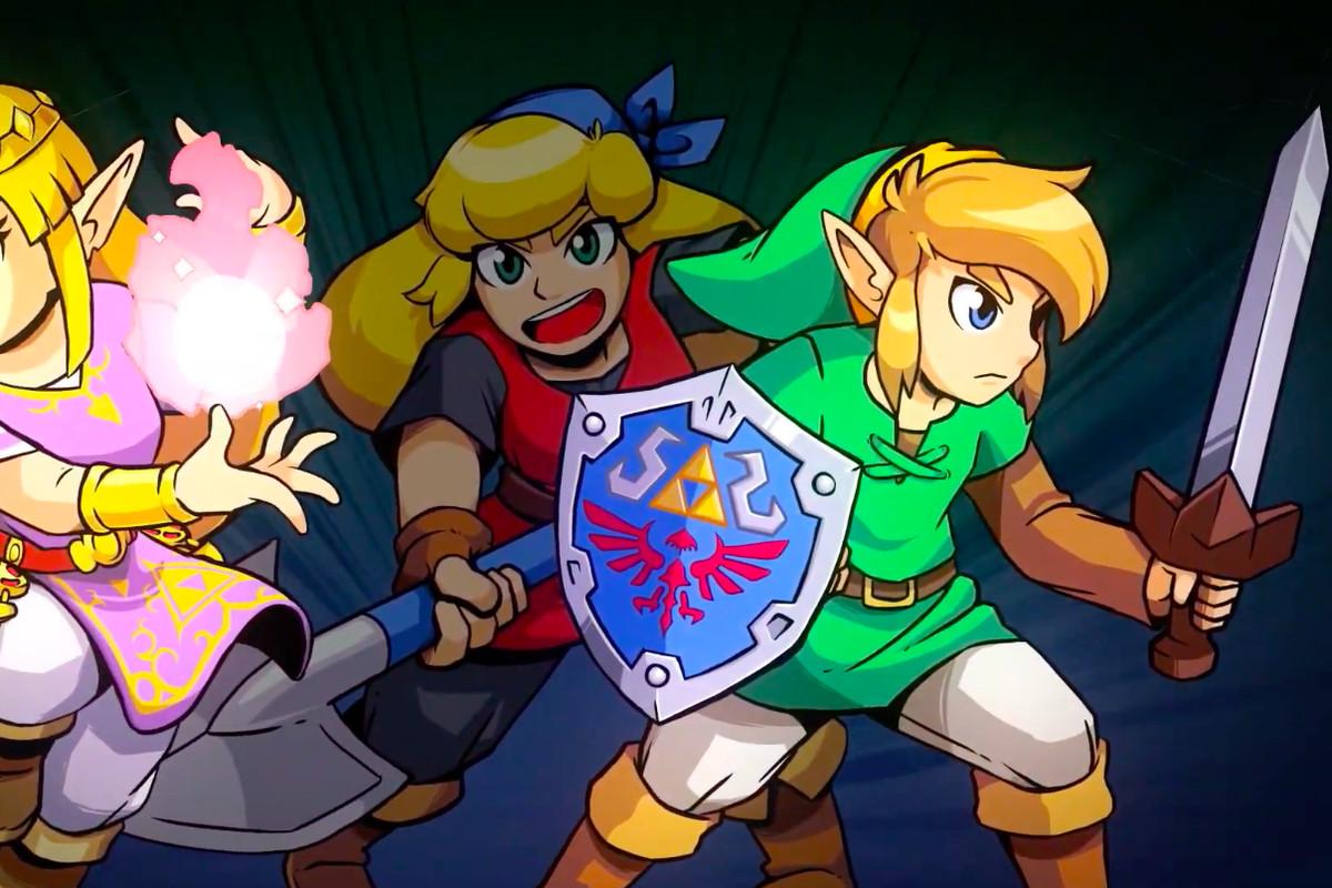 Miyamoto and Aonuma loved Crypt of the Necrodancer | Ninty Gamer