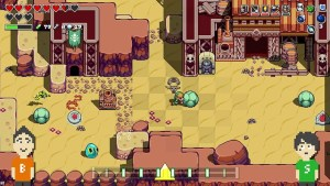 A first look at the world of Cadence of Hyrule