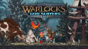Warlocks 2: God Slayers bringing co-op action to Switch in June