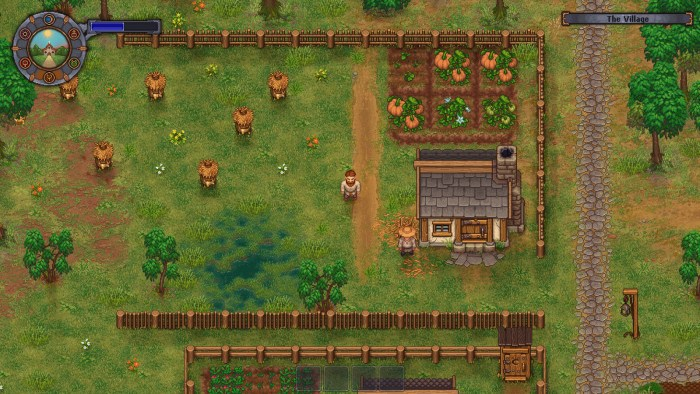 Graveyard Keeper Review for Nintendo Switch | Ninty Gamer