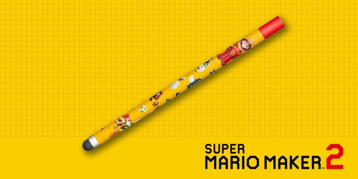 Best Super Mario Maker 2 Stylus