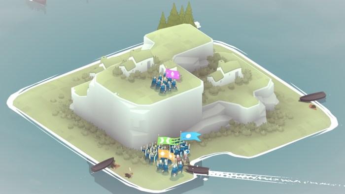 Switch Viking game - Bad North