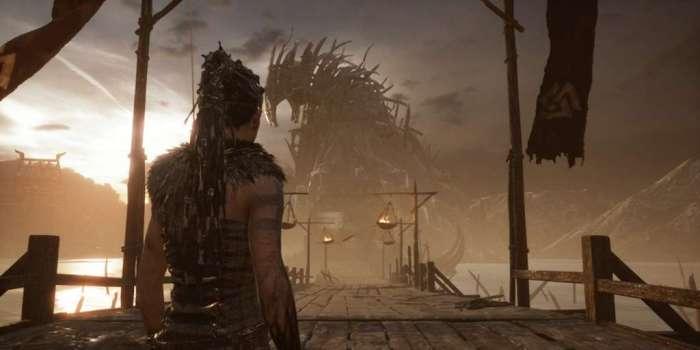 Hellblade Senua's Sacrifice - Vikings game