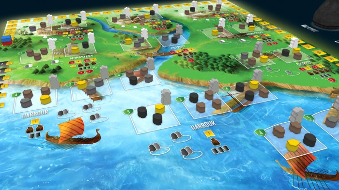 Raiders of the North Sea - Switch Viking game