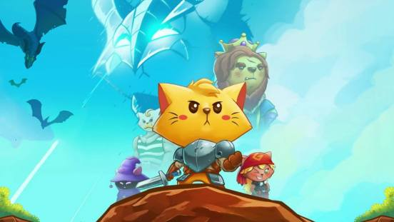 Cat Quest on Switch