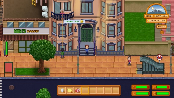 Circadian City Switch Release