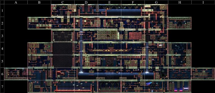 La-Mulana Switch Map
