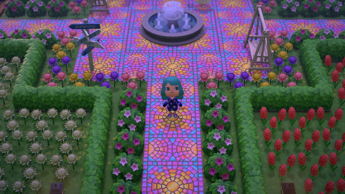 Animal Crossing Paths 15 Stellar Creations For Your Island