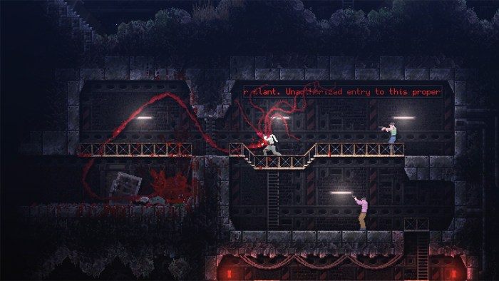 Carrion game Switch Review